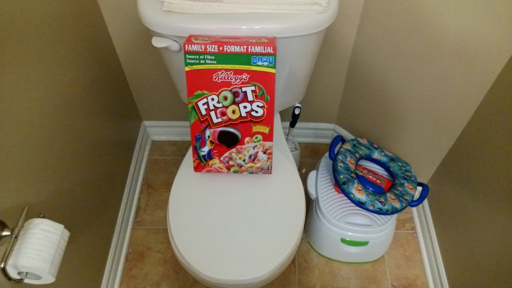 Kelloggs Froot Loops