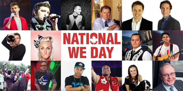 National We Day