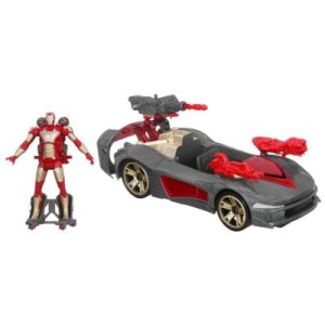 Hasbro Iron Man 3 Car