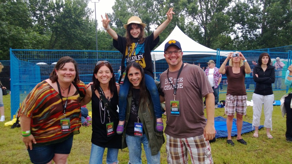 The Big Music Fest Blog Crew