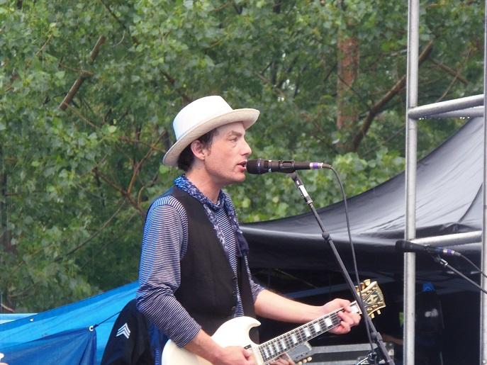 Jakob Dylan Wallflowers