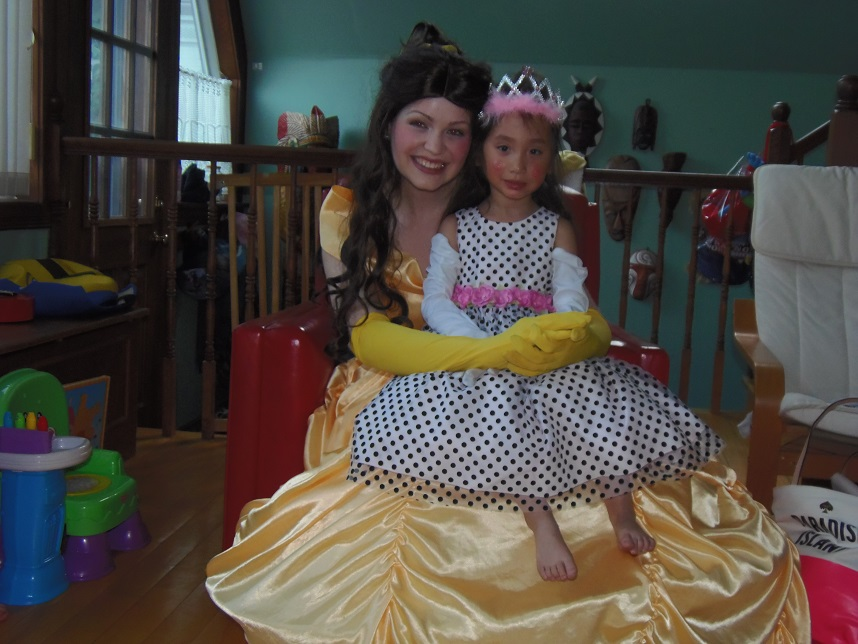 Official Princess Parties