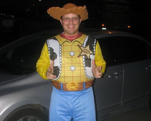 Sherriff Woody