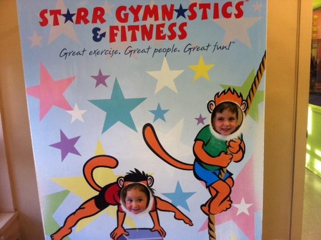 Boy In Gymnastics? Say It Ain't So?!