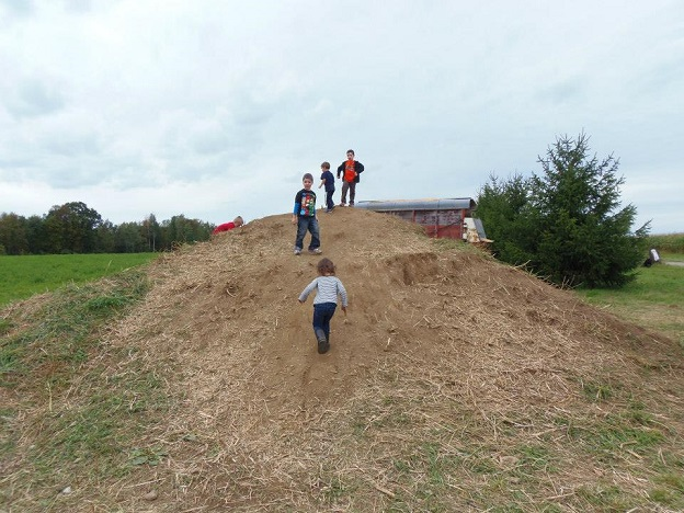 Giant Mound Of Dirt, As Promised!