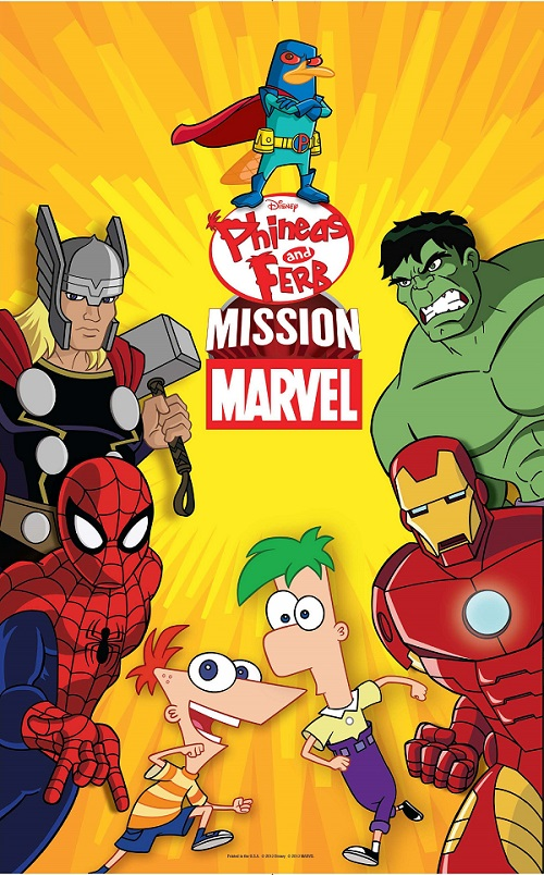 Mission Marvel Poster 1