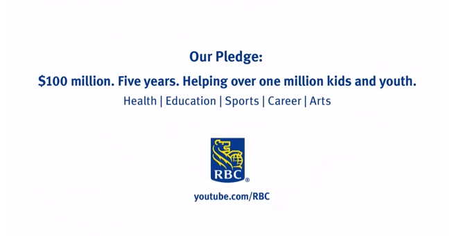 RBC KIds Pledge