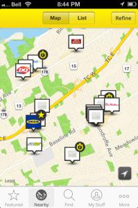 ShopWise Map