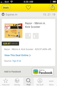 ShopWise Scooter