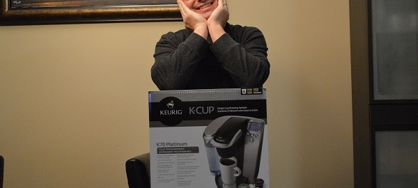 Keurig Machine Giveaway