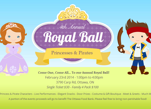Official Princess Royal Ball