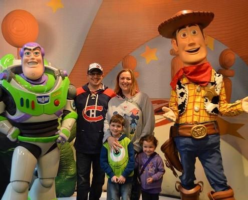 Buzz Woody
