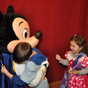 Mickey Mouse Disney Hugs