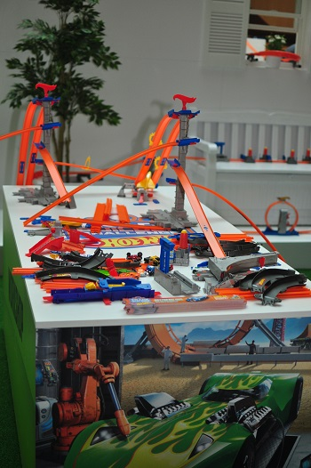 Hot Wheels Play Tables