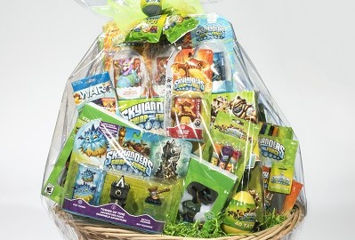 Win a giant skylanders themed easter basket canadian dad win a giant skylanders themed easter basket negle Image collections
