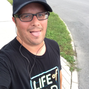 Chris #DadFit Run