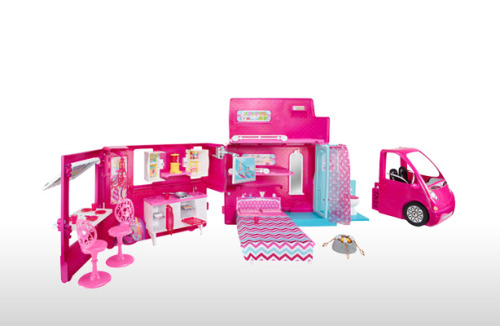 Barbie Glam Camper Mattel