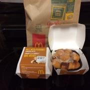 McDonalds Cinnamon Melts