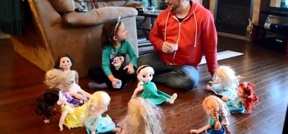 Kinder Surprise Tea Party
