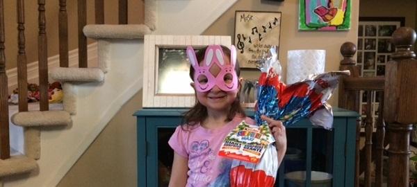 Kinder Surprise Easter