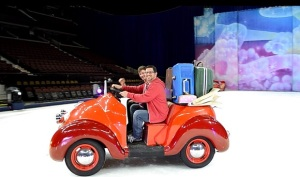 Disney on Ice Mickey Roadster