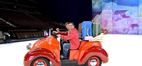 Disney on Ice Mickey Roadster