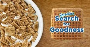 Shreddies Search For Goodness