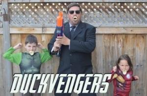 The Duckvengers