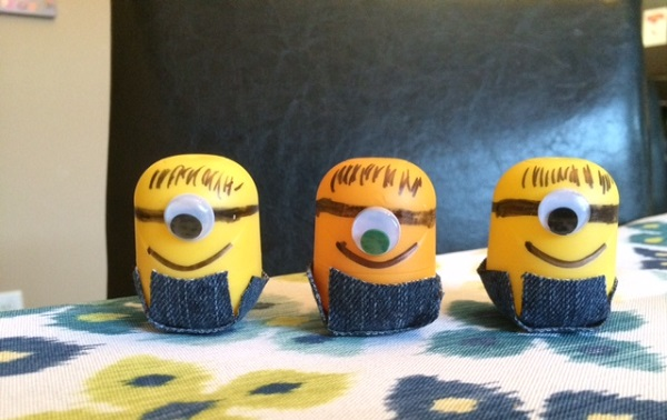 Kinder Egg Minions 5