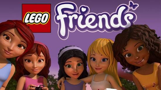 LEGO Friends Netflix