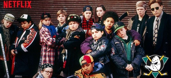 Mighty Ducks Netflix