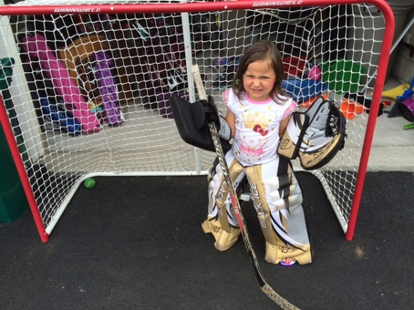 Road Hockey Summer