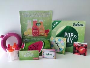 TropicanaBottledSummer Prize Pack