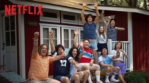 Wet Hot American Summer Netflix