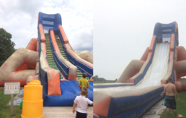 KOA Cardinal Water Slide