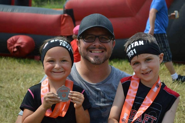 Kids Spartan Race