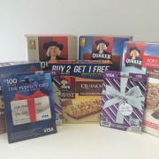 Quaker The Recital Giveaway
