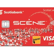 Scotibanks SCENE Debit