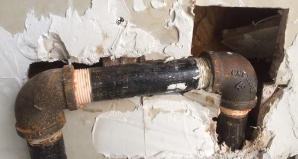 Gas Leak Home