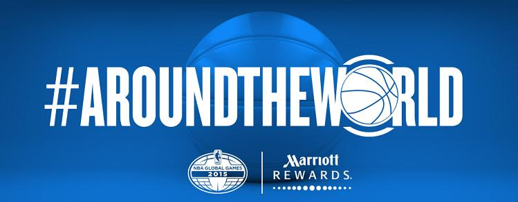 Marriott Rewards NBA