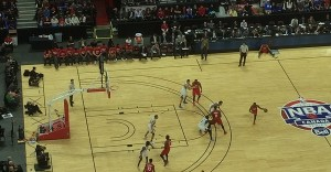 Marriott Rewards NBA Canada Series