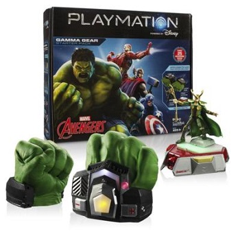 Hasbro Playmation Marvel Avengers Starter Pack Gamma Gear