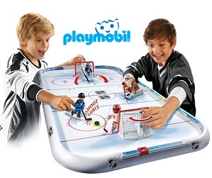 New PLAYMOBIL NHL Hockey Theme