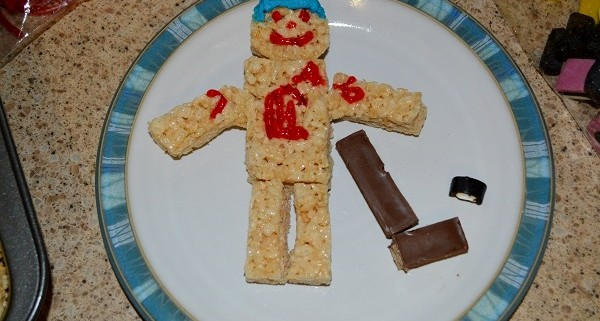 PK Subban Rice Krispies Treats for Toys