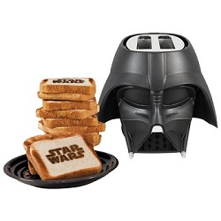 Star Wars Darth Vader Cool Wall Toaster