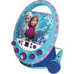 Disney Frozen Karaoke Machine with Lights