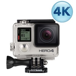 GoPro HERO4 Waterproof HD Sports & Helmet Camera
