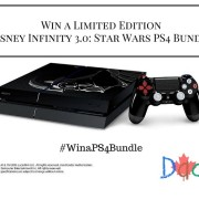 Playstation 4 Star Wars Bundle Giveaway