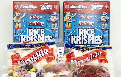 Rice Krispies Prize Pack