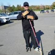 Hockey Dad Fitbit
